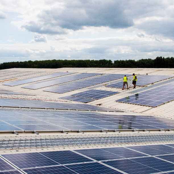 Triodos tops global table for financing of clean energy projects