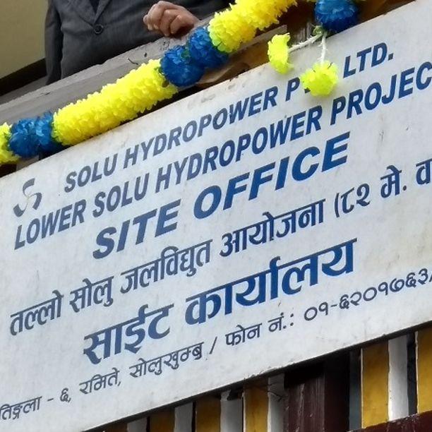 Lower Solu: Hydropower in Nepal
