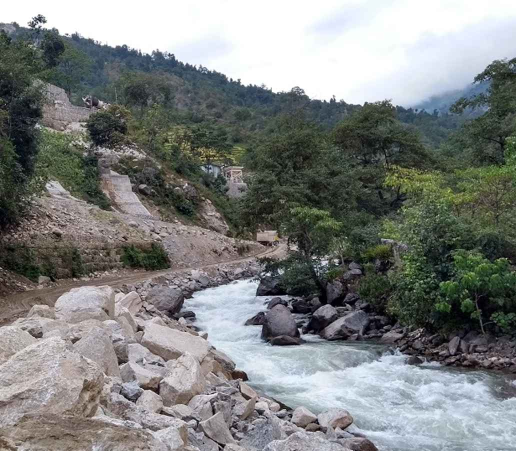 Lower Solu - hydropower in Nepal