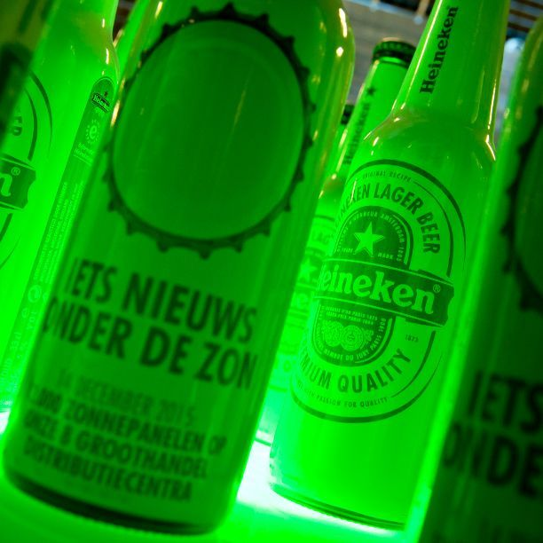 Enabling Heineken to become climate neutral