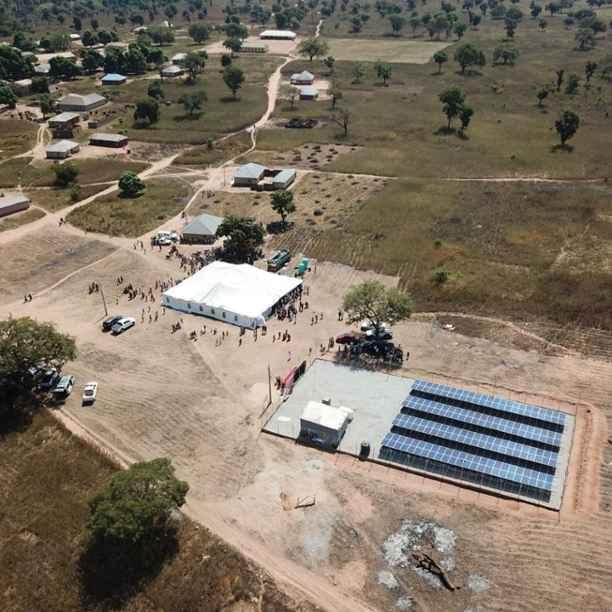 Building rural mini-grids in Nigeria