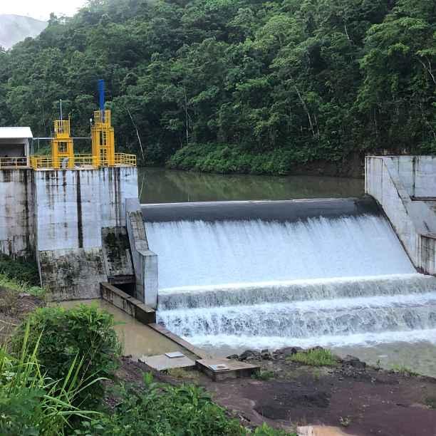 Renewable power in Nicaragua - San Martin Hydro