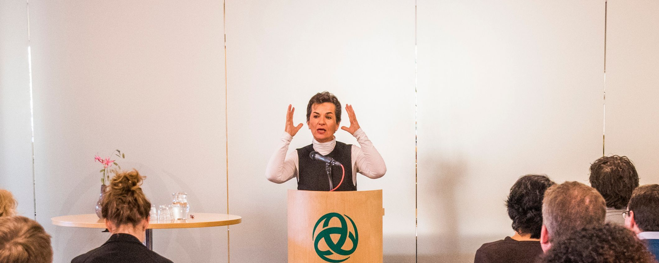 The fate of our climate (4), Christiana Figueres 2017
