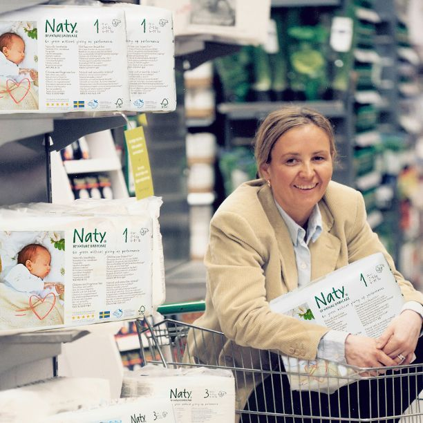 How Naty radically changes the rules of the diaper market