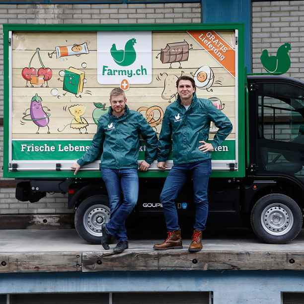 Farmy's competitive edge is changing online grocery shopping