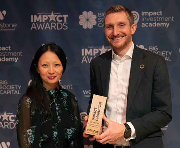 Triodos Investment Management takes home the 2019 Impact Award