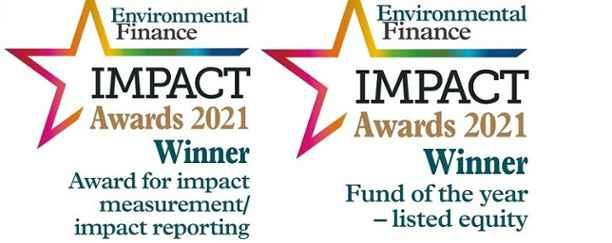 Environmental Finance Impact Awards show Triodos IM's impact excellence