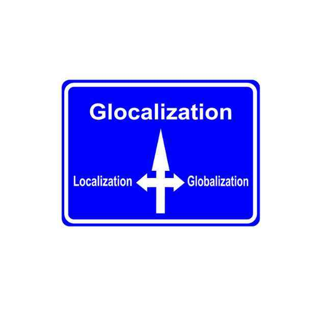 Green re-glocalization
