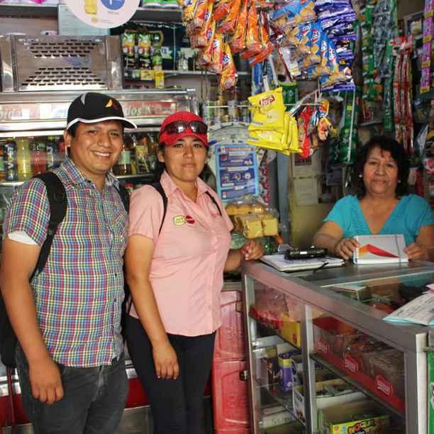 Hivos-Triodos Fund provides funding to Tienda Pago