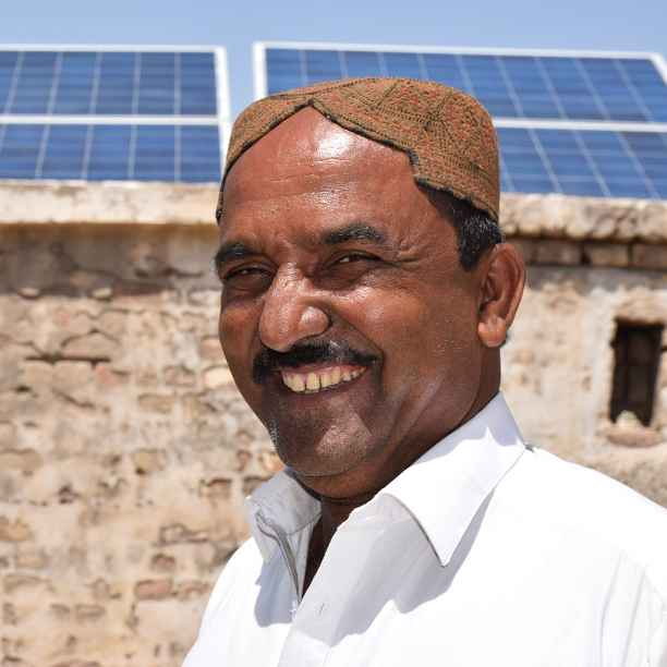 Thardeep supports financial inclusion in rural areas in Pakistan