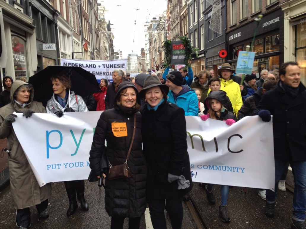 Climate March in Amsterdam | November 2015